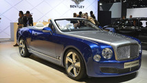 Bentley Mulsanne Convertible slated for 2016