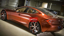 Fisker Atlantic aka Project Nina leaked