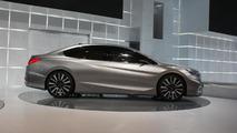 Honda Concept C live in Beijing 24.04.2012