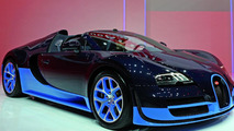 Watch the Bugatti Veyron 16.4 Grand Sport Vitesse in action [video]