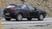 Alfa Romeo CXover spy photo 17.10.2012 / Automedia