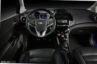 Chevrolet Aveo RS Concept