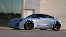 Le designer de la Bugatti Chiron imagine la prochaine 911 !