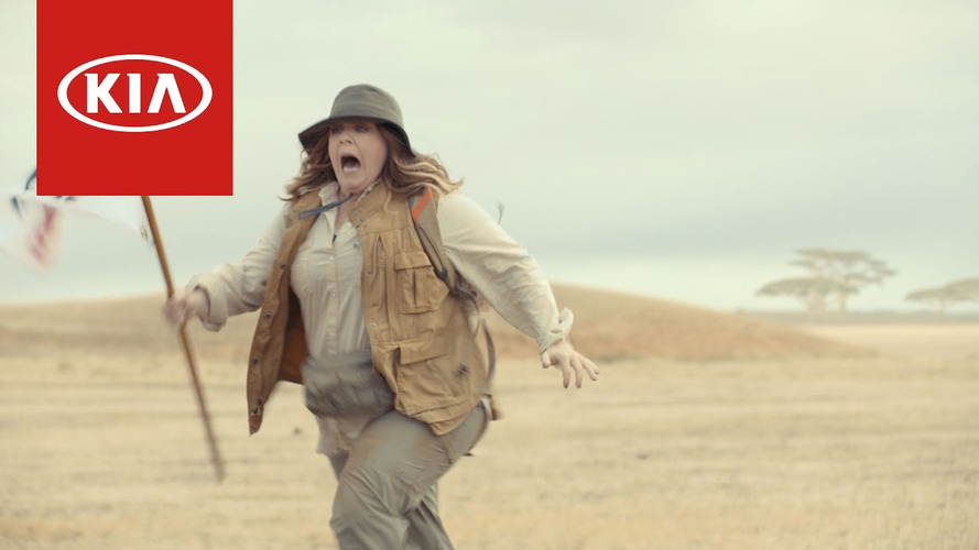 Kia teases Super Bowl Niro ad with Melissa McCarthy