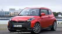 BMW Goes Green with Electric