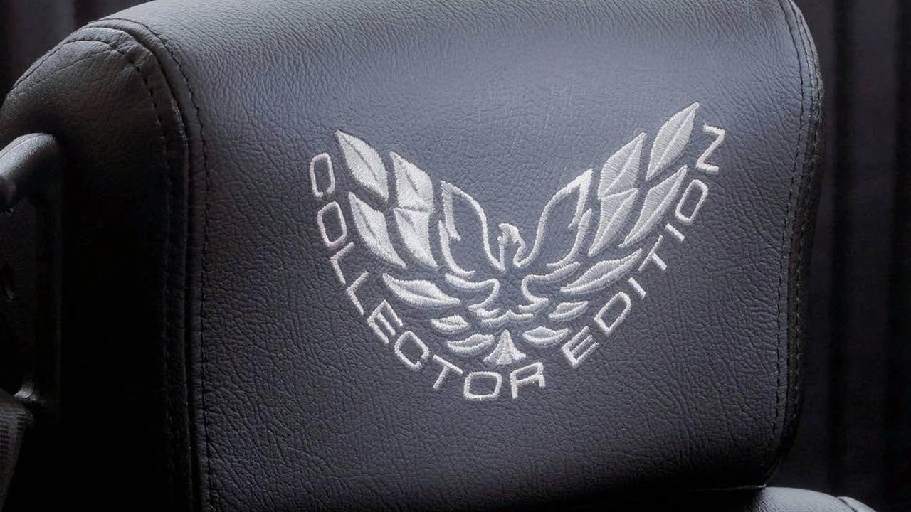 2002 Pontiac Firebird Trans Am Collector Edition