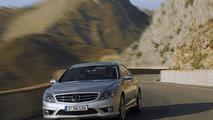 Mercedes-Benz CL 63 AMG Debut at Paris