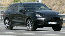 Next Generation Porsche Cayenne Spied