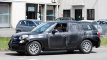2017 Alfa Romeo SUV spy photo