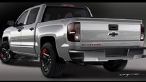 Chevrolet Silverado 1500 Red Line Series concept