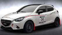 Mazda Demio 15MB Racing Spec