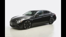 Wald Nissan G37 Black Bison Edition