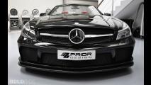 Prior Design Mercedes-Benz SL Black Edition