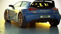 Artist Interpretation: Subaru WRX STI
