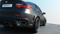 BMW X6 Interceptor by Met R rendering, 1280, 28.05.2010