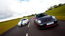 2011 Porsche 911 GT3 Cup race car and 911 GT3 RS road car, 1600, 26.10.2010