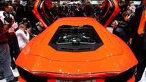 Lamborghini Aventador production reaches 2,000 units