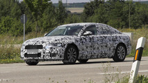 2012 Audi A6 prototype spied for first time