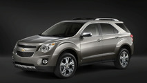 2016 Chevrolet Equinox facelift to debut in a couple of months