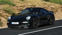 2011 Porsche 911 Cabriolet Spied