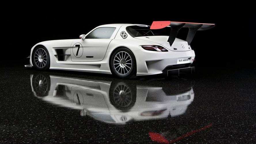 Mercedes SLS AMG GT3 production - part 2 [video]