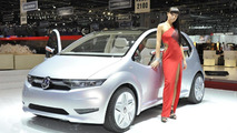 Italdesign Giugiaro Tex and Go! Volkswagen concepts revealed