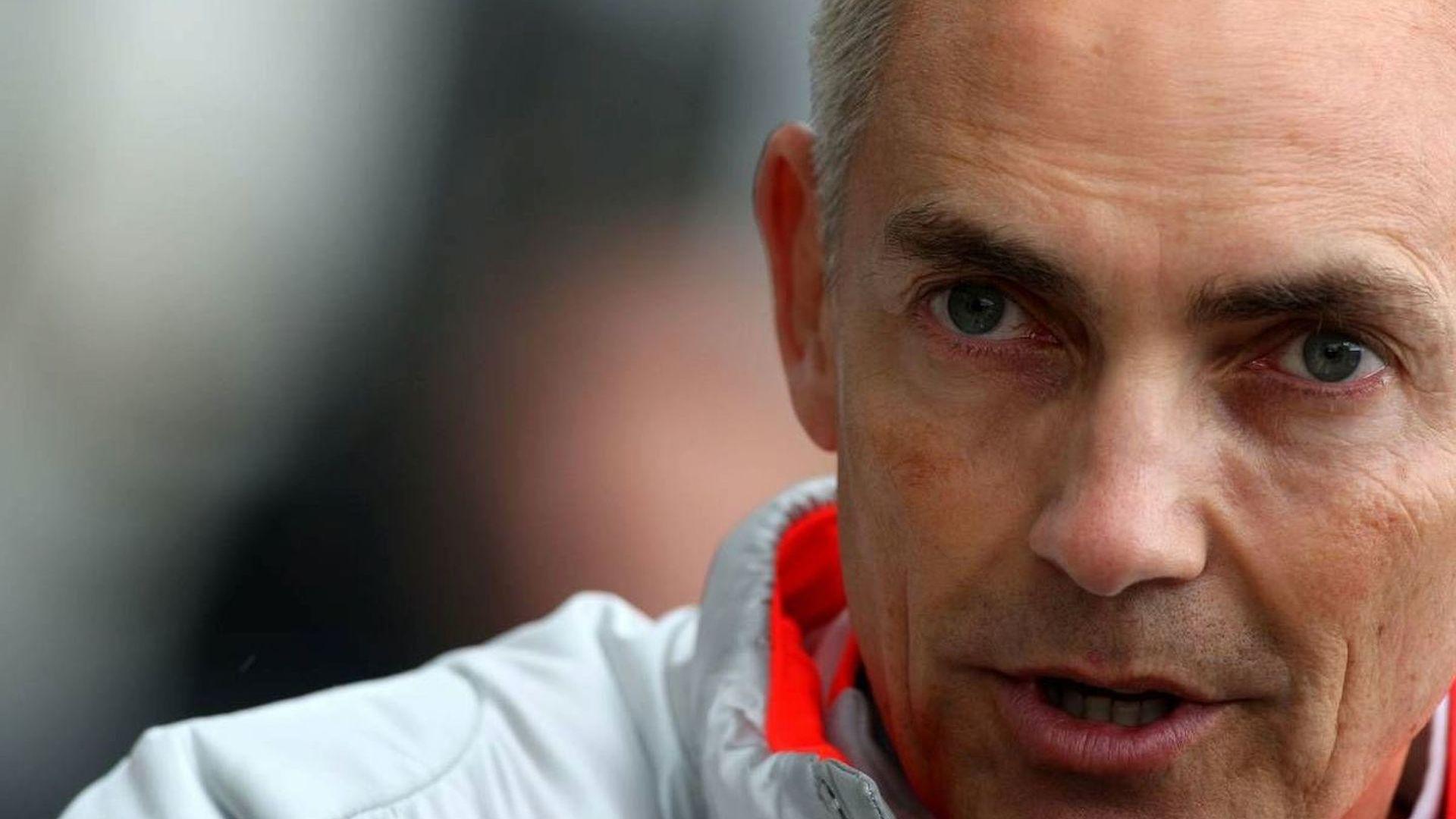 McLaren's Whitmarsh favours radical rule changes
