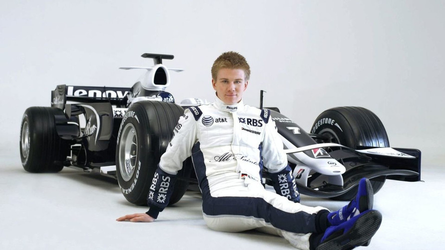 Hulkenberg 'will be outstanding' in F1 - Head