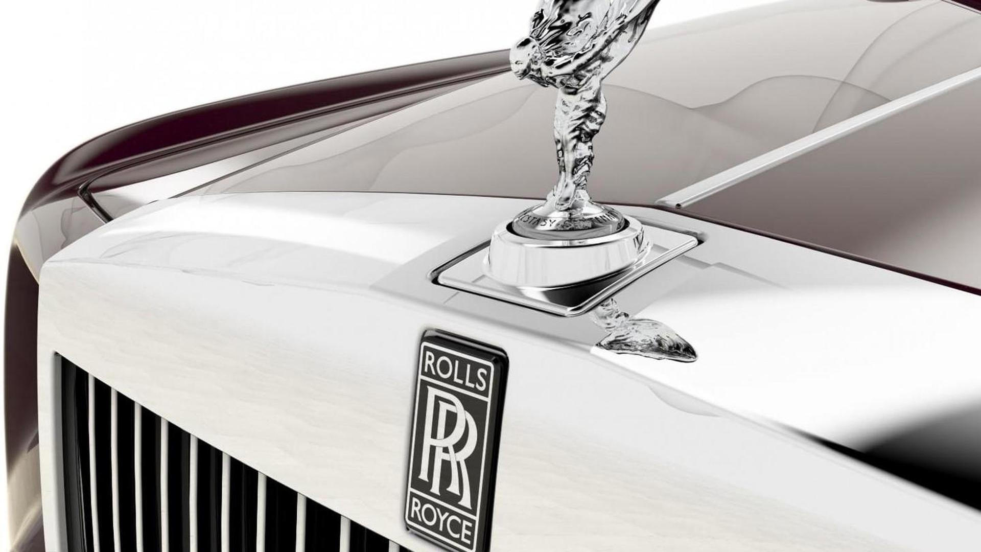 Rolls Royce announces the Phantom Spirit of Ecstasy Centenary Collection
