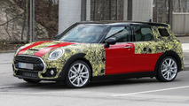 2016 MINI Clubman spied showing new details
