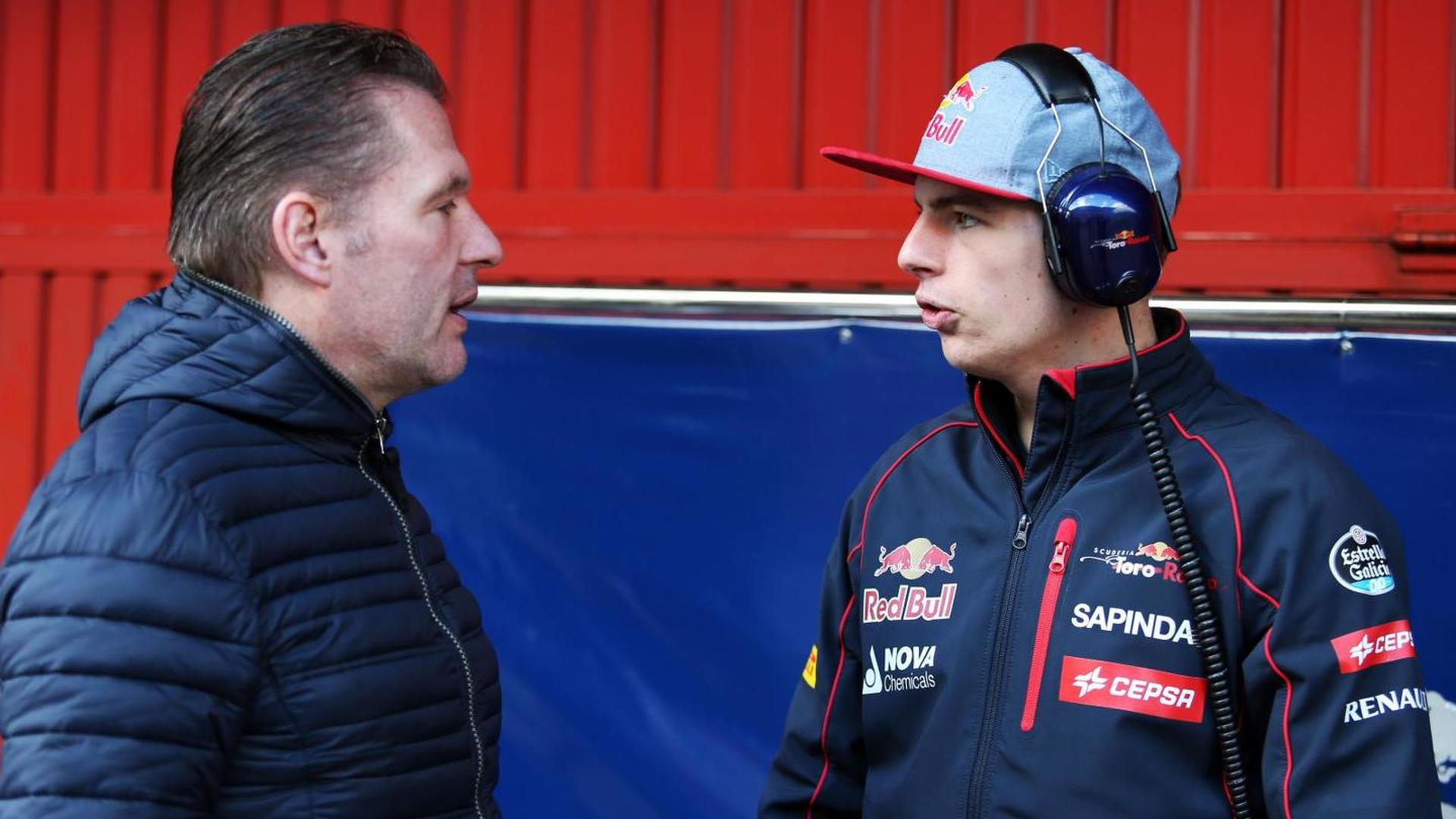 Now Verstappen's father slams Renault