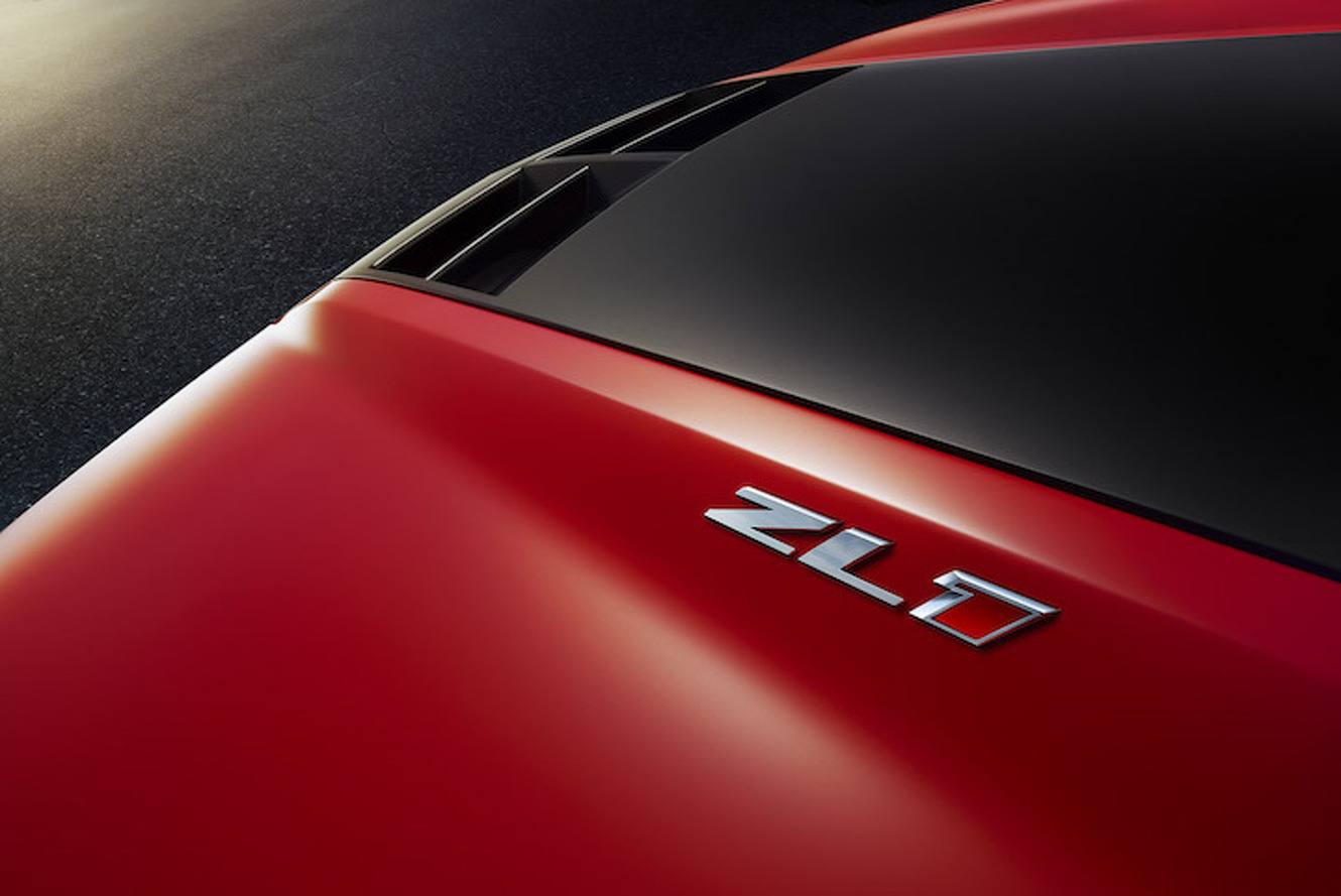 Could This Be the All-New 2017 Chevrolet Camaro ZL1?