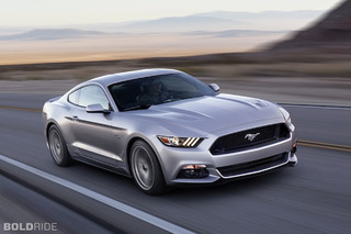 2015 Ford Mustang Priced, Starts at $24,425