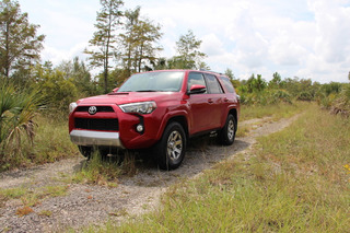 The 2015 Toyota 4Runner is a Big, Boxy, Bundle of Fun: Review