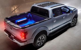 F-150 Marketer Talks Future Ford Trucks, Carbon Fiber?