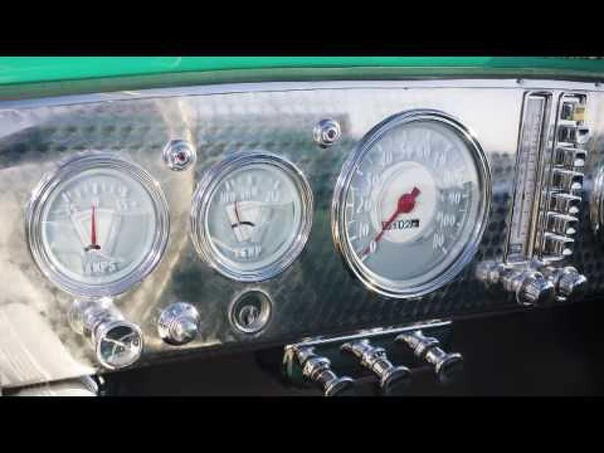 1941 Chrysler Thunderbolt Concept Car