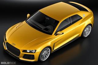 8 Boldest Rides of the 2013 Frankfurt Motor Show