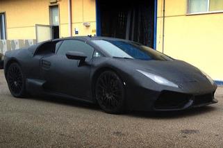 Lamborghini Gallardo Replacement Spied Ahead of Frankfurt