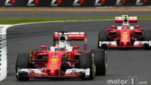 British GP: Hamilton wins; Rosberg penalty promotes Verstappen