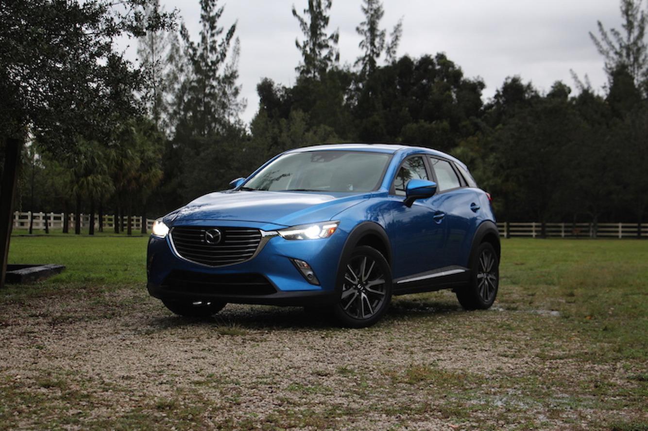 2016 Mazda CX-3 Review