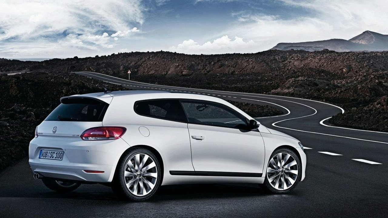 VW Scirocco Official Picture