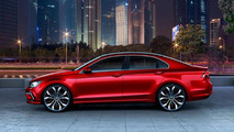 Volkswagen New Midsize Coupe concept