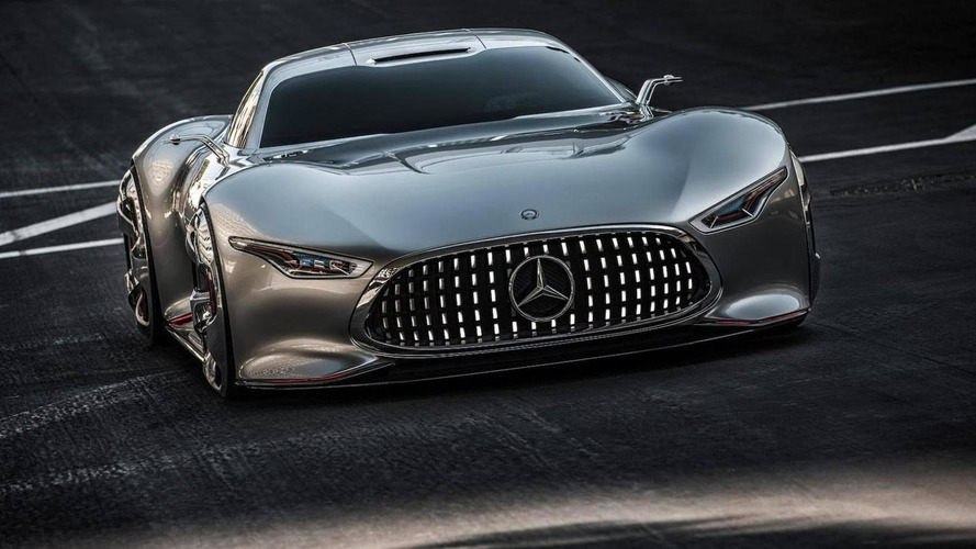 Mercedes-Benz AMG Vision Gran Turismo officially revealed