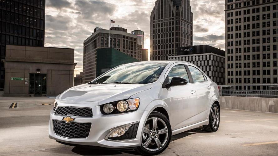 GM North America boss wants a high-performance Chevrolet Sonic