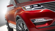 Lincoln MKC Black Label concept 15.8.2013
