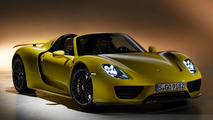 Porsche recalling five 918 Spyder units in U.S. to change rear axle control arms