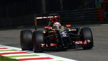 Lotus at Monza is 'worst car' - Grosjean