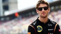 Lotus hoping for Grosjean announcement 'soon'