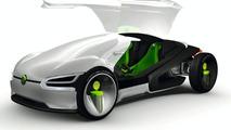 VW ego concept