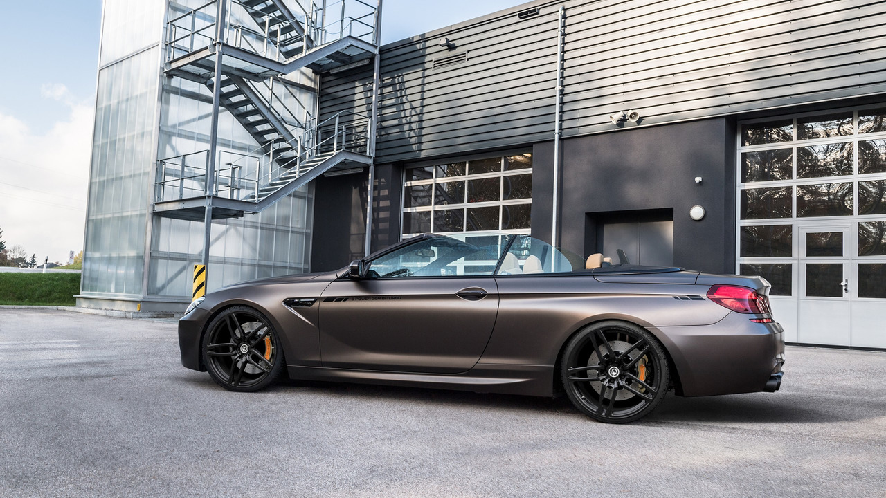 BMW M6 Convertible by G-Power